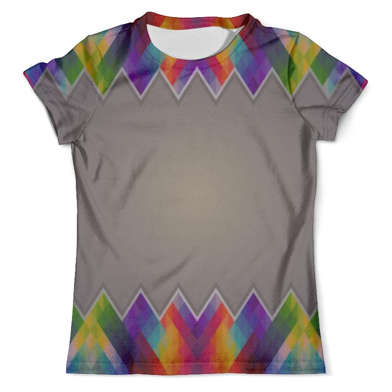 Футболка с полной запечаткой (мужская) Printio Trianse color футболка мужская ling feng color lf6651 lfcolor