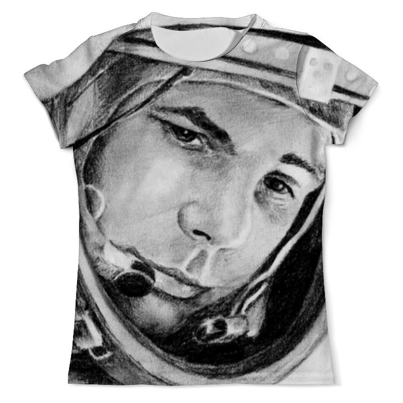Футболка с полной запечаткой (мужская) Printio Юрий гагарин футболка с полной запечаткой мужская printio юрий гагарин