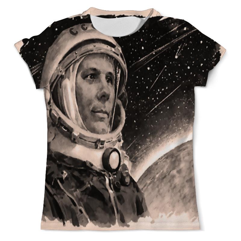 Printio Юрий гагарин футболка с полной запечаткой мужская printio юрий гагарин