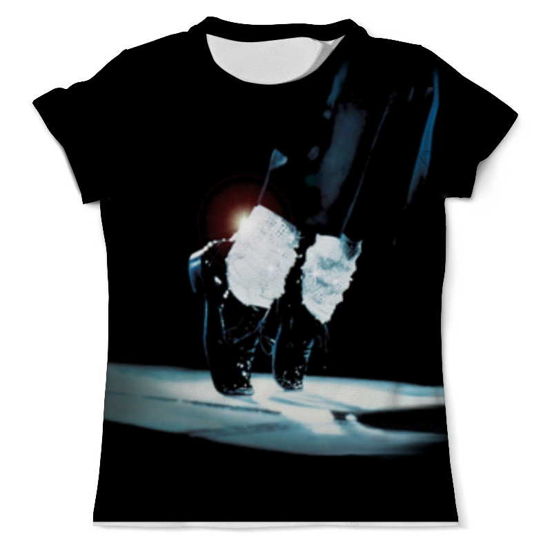 Футболка с полной запечаткой (мужская) Printio Michael jackson футболка с полной запечаткой женская printio thriller michael jackson двусторонняя