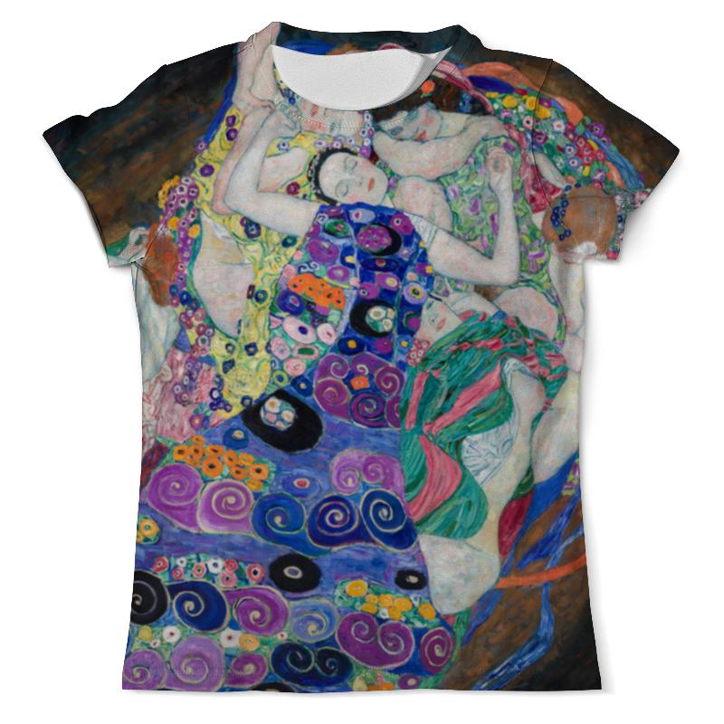 Printio Дева (невинность) (густав климт) футболка с полной запечаткой мужская printio большой тополь ii густав климт