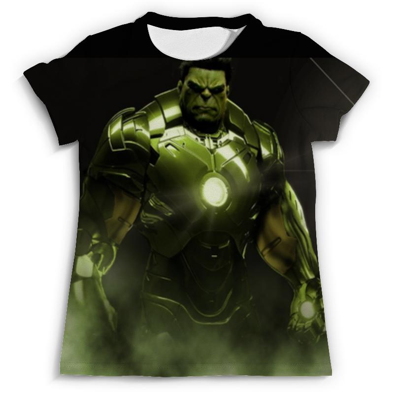 Футболка с полной запечаткой (мужская) Printio Marvel футболка с полной запечаткой мужская printio набережная в крыму константин коровин