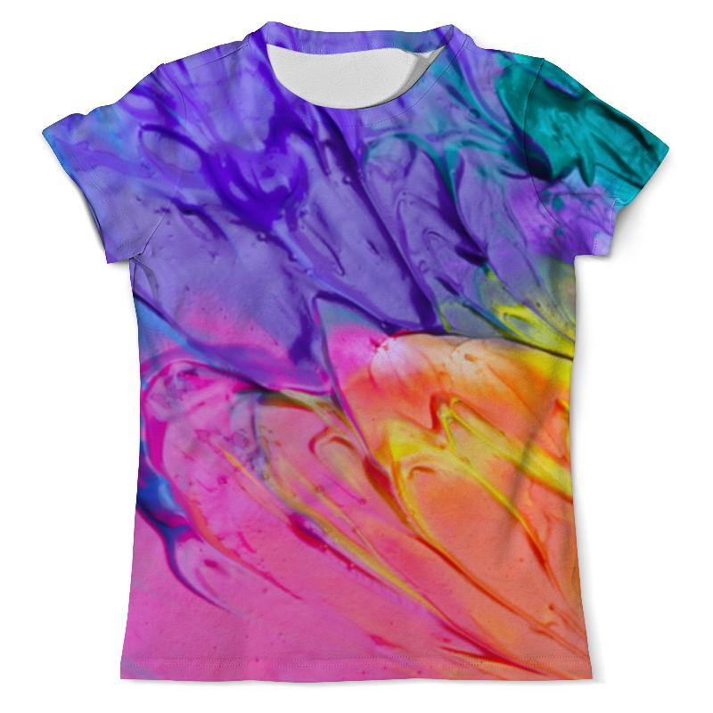 Футболка с полной запечаткой (мужская) Printio Dance. color. young. style футболка с полной запечаткой мужская printio color