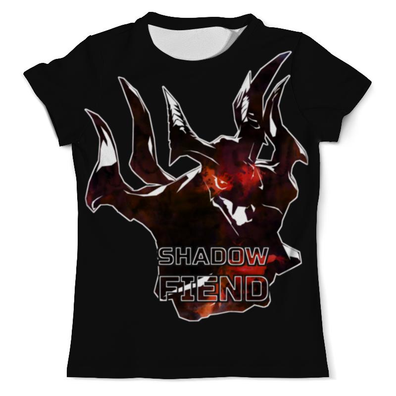 Футболка с полной запечаткой (мужская) Printio Dota 2 - shadow fiend футболка с полной запечаткой для девочек printio shadow demon dota 2