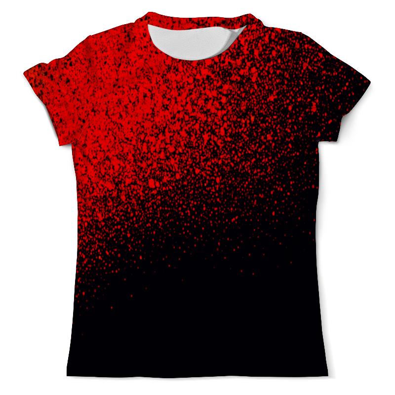 Футболка с полной запечаткой (мужская) Printio Брызги красок футболка с полной запечаткой мужская printio буря красок