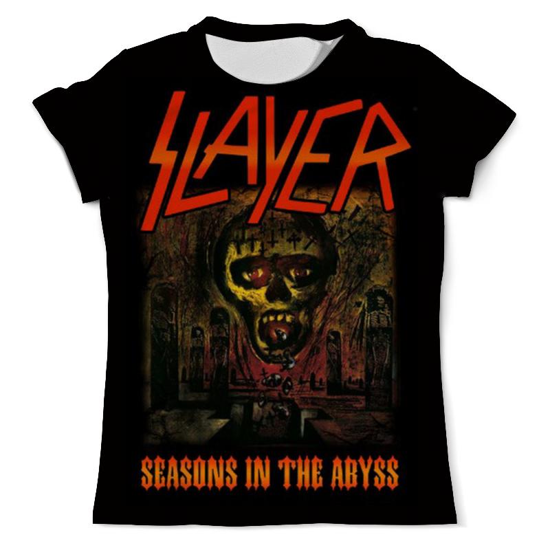 лучшая цена Printio Slayer season in the abyss 1990