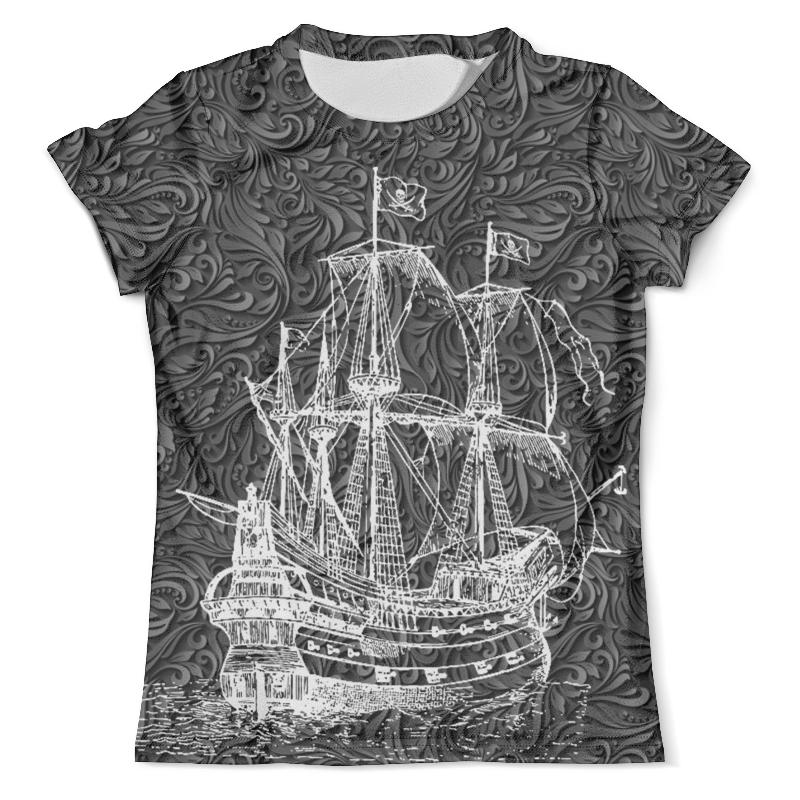 Футболка с полной запечаткой (мужская) Printio Black sails botuleisi  poitulas  мужская британской
