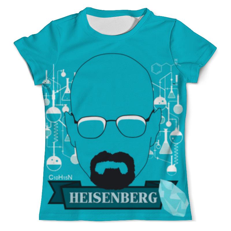 Фото - Футболка с полной запечаткой (мужская) Printio Heisenberg, breaking bad футболка с полной запечаткой мужская printio heisenberg low poly
