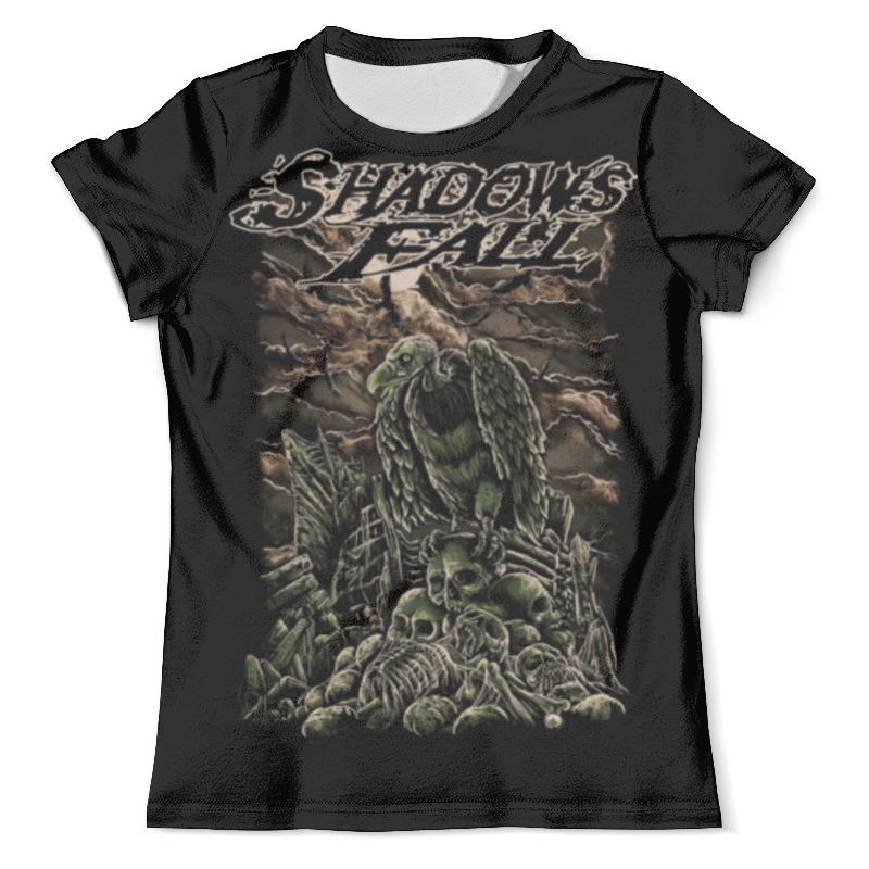 Футболка с полной запечаткой (мужская) Printio Shadows fall shadows shadows singles collection 2 lp