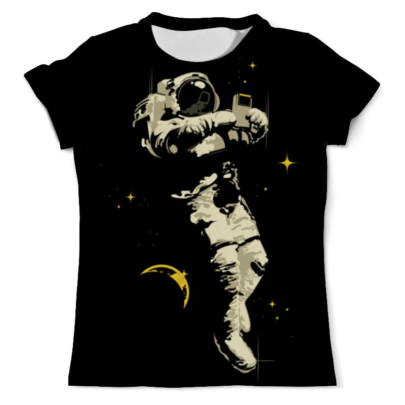 Printio Космический геймер футболка с полной запечаткой мужская printio космический экстрим