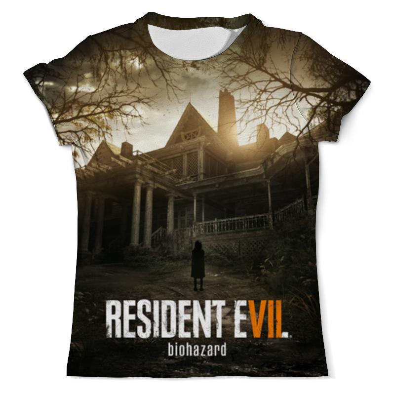 Printio Resident evil game футболка с полной запечаткой мужская printio hear no evil see no evil speak no evil