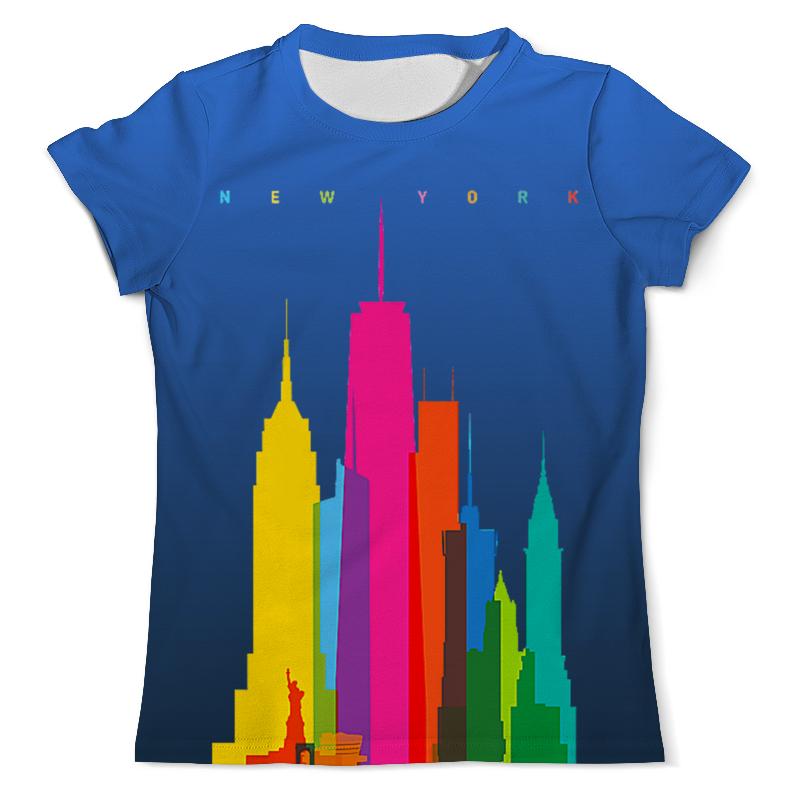 Printio New york футболка мужская new york ny logo