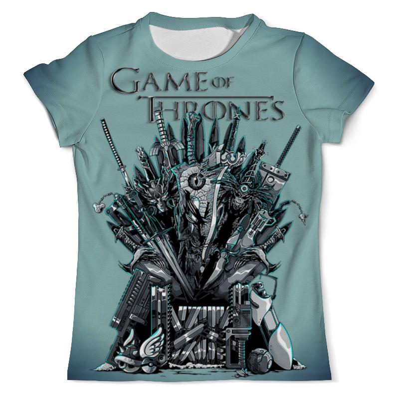 Printio Game of thrones ( игра престолов) (1) футболка с полной запечаткой мужская printio game of stones 1