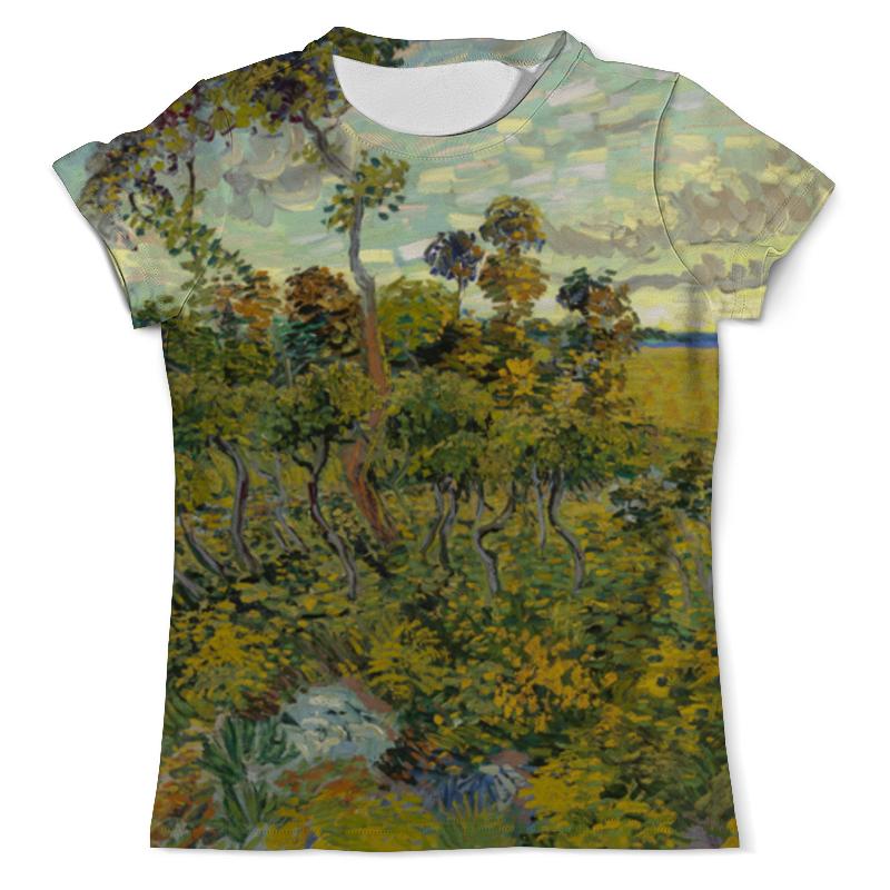 Printio Закат в монмажуре (винсент ван гог) футболка с полной запечаткой женская printio арена в арле винсент ван гог