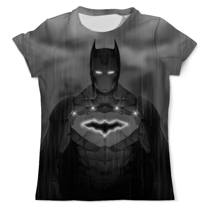 Футболка с полной запечаткой (мужская) Printio I am iron batman! футболка с полной запечаткой мужская printio iron maiden