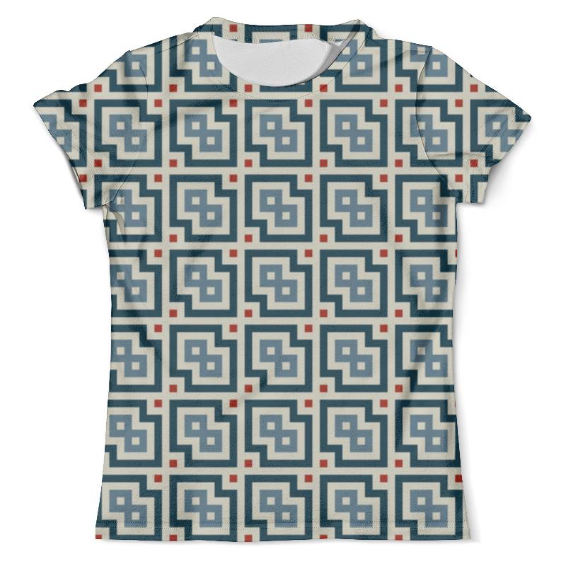 Футболка с полной запечаткой (мужская) Printio Vector футболка print bar snow vector