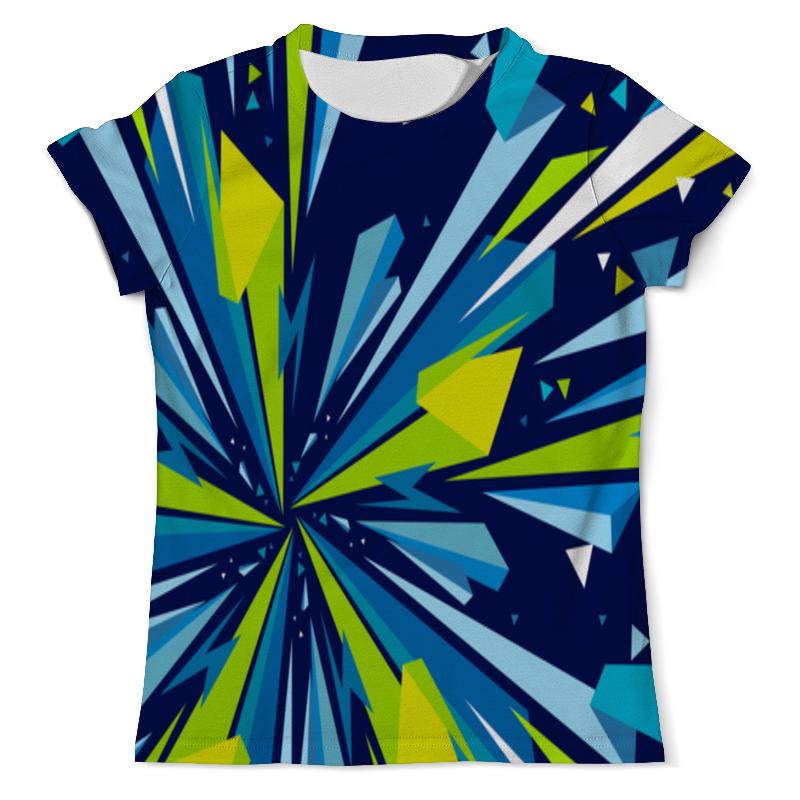 Футболка с полной запечаткой (мужская) Printio Осколки футболка с полной запечаткой женская printio осколки