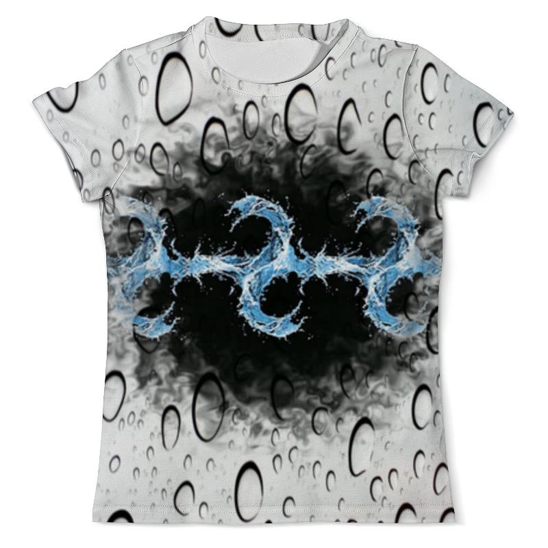 Футболка с полной запечаткой (мужская) Printio Капли футболка с полной запечаткой мужская printio капли дождя