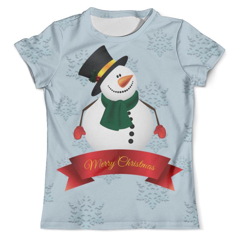 Футболка с полной запечаткой (мужская) Printio Merry christmas! футболка с полной запечаткой мужская printio merry christmas