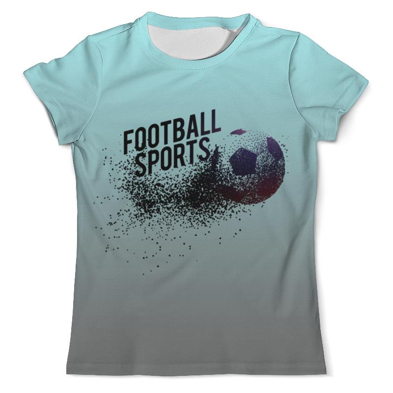 Фото Футболка с полной запечаткой (мужская) Printio Футбол