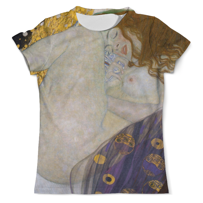 Printio Даная (густав климт) картина даная
