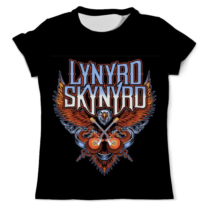 Футболка с полной запечаткой (мужская) Printio Lynyrd skynyrd lynyrd skynyrd lynyrd skynyrd one more from the road 2 lp