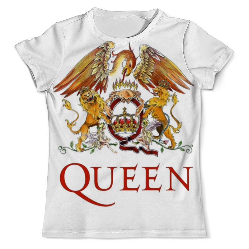 Фото - Printio Queen футболка с полной запечаткой мужская printio little queen