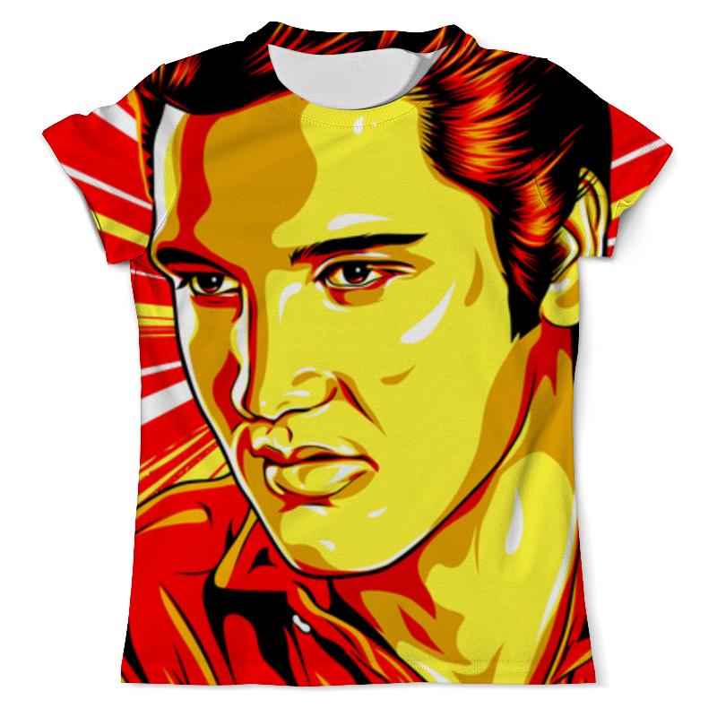Printio Элвис пресли футболка с полной запечаткой мужская printio портрет феликса фенеона