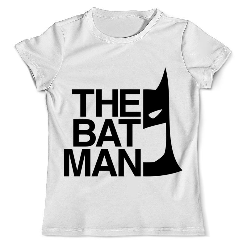 Футболка с полной запечаткой (мужская) Printio Бетмэн ( batman ) футболка с полной запечаткой мужская printio the lego batman movie