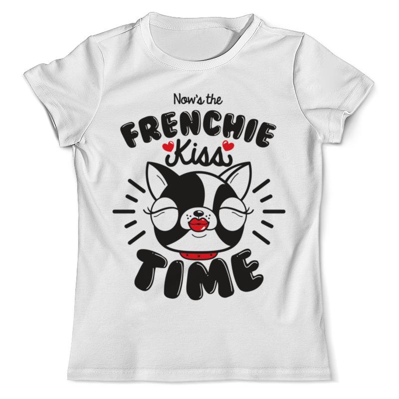 Printio Французский бульдог футболка с полной запечаткой для мальчиков printio французский бульдог