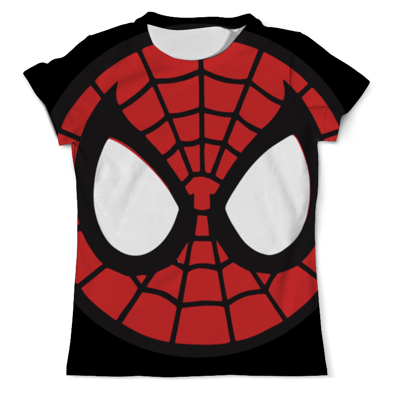 Футболка с полной запечаткой (мужская) Printio Spider-man / человек-паук фартук с полной запечаткой printio spider man человек паук