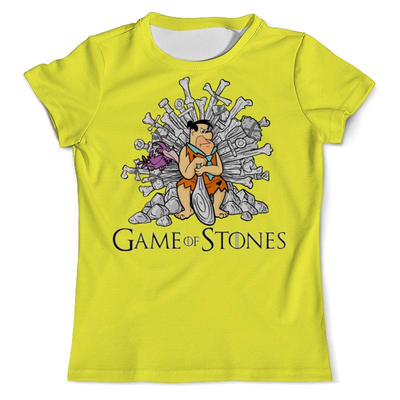 Printio Game of stones футболка с полной запечаткой мужская printio game of stones 1