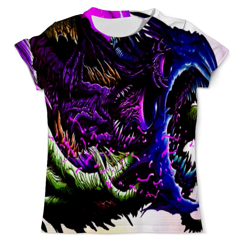 Printio Скоростной зверь футболка с полной запечаткой мужская printio дикий зверь