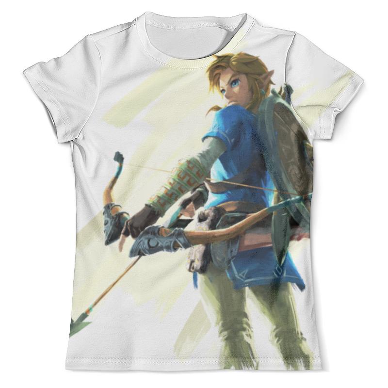 Фото Футболка с полной запечаткой (мужская) Printio The legend of zelda: link t-shirt
