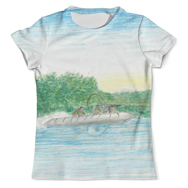 Printio Река, джунгли футболка с полной запечаткой женская printio джунгли