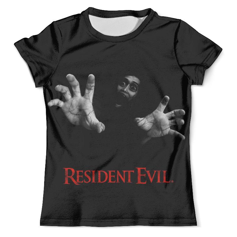 Футболка с полной запечаткой (мужская) Printio Resident evil resident evil underworld