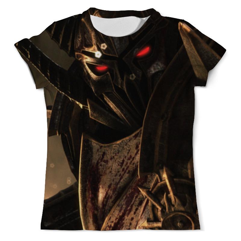 Футболка с полной запечаткой (мужская) Printio Warhammer warhammer 40 000 inquisitor – martyr [xbox one]