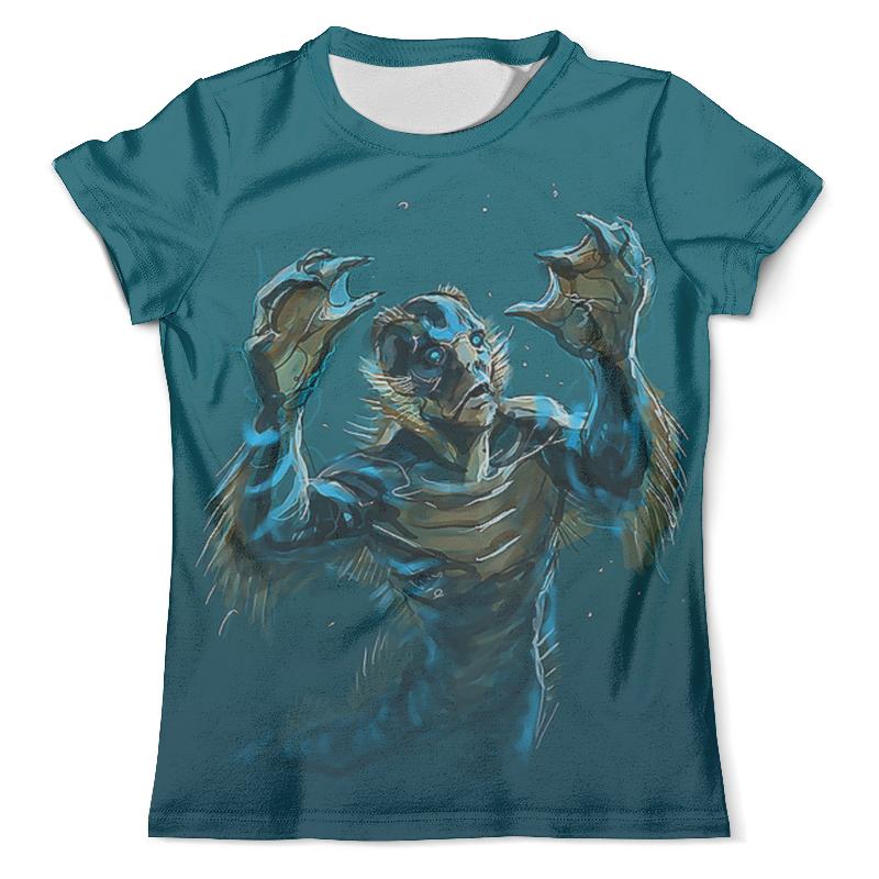Футболка с полной запечаткой (мужская) Printio Leviathan футболка print bar team leviathan