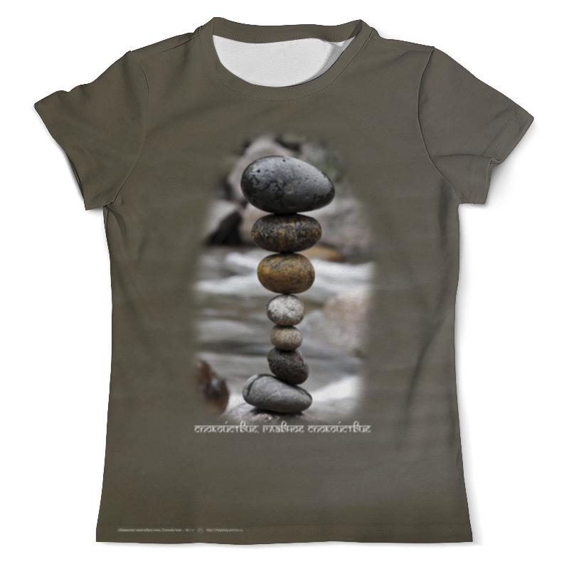Printio Каменные пирамидки. спокойствие... #3 printio пазл спокойствие