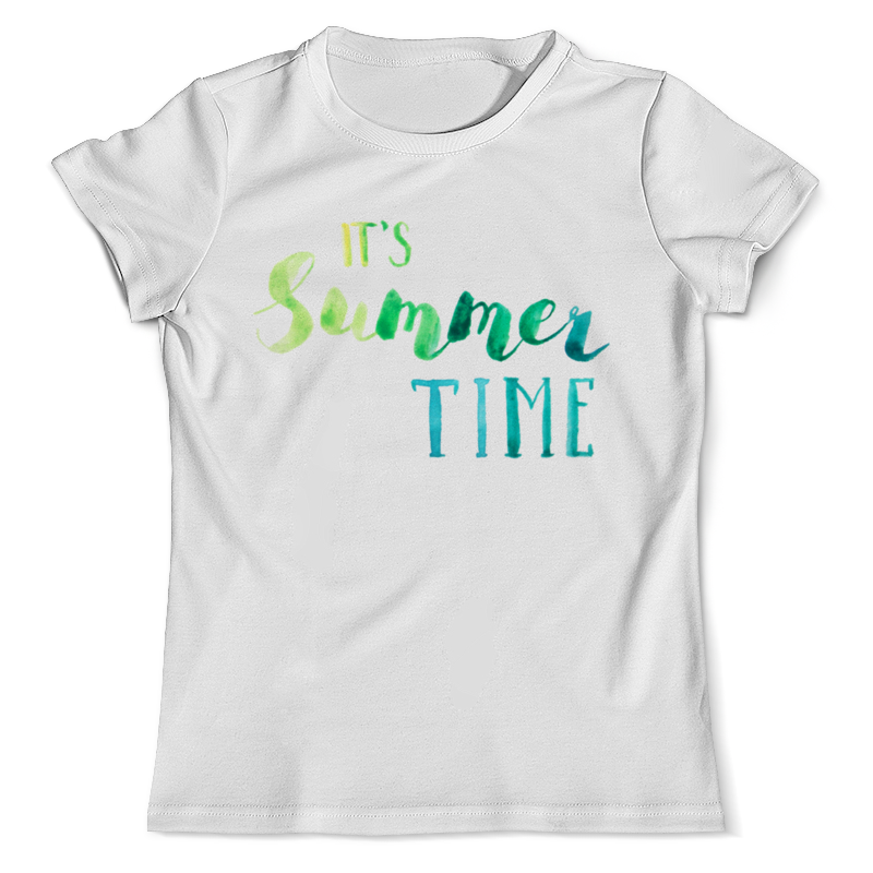 Футболка с полной запечаткой (мужская) Printio Summer time футболка с полной запечаткой мужская printio old time batter