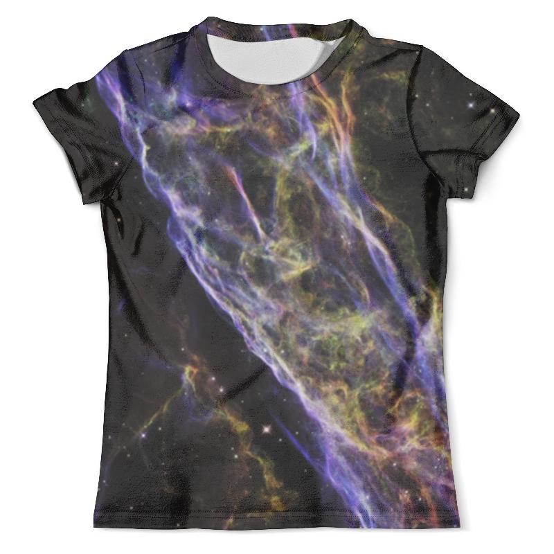 Футболка с полной запечаткой (мужская) Printio Space футболка с полной запечаткой мужская printio space race