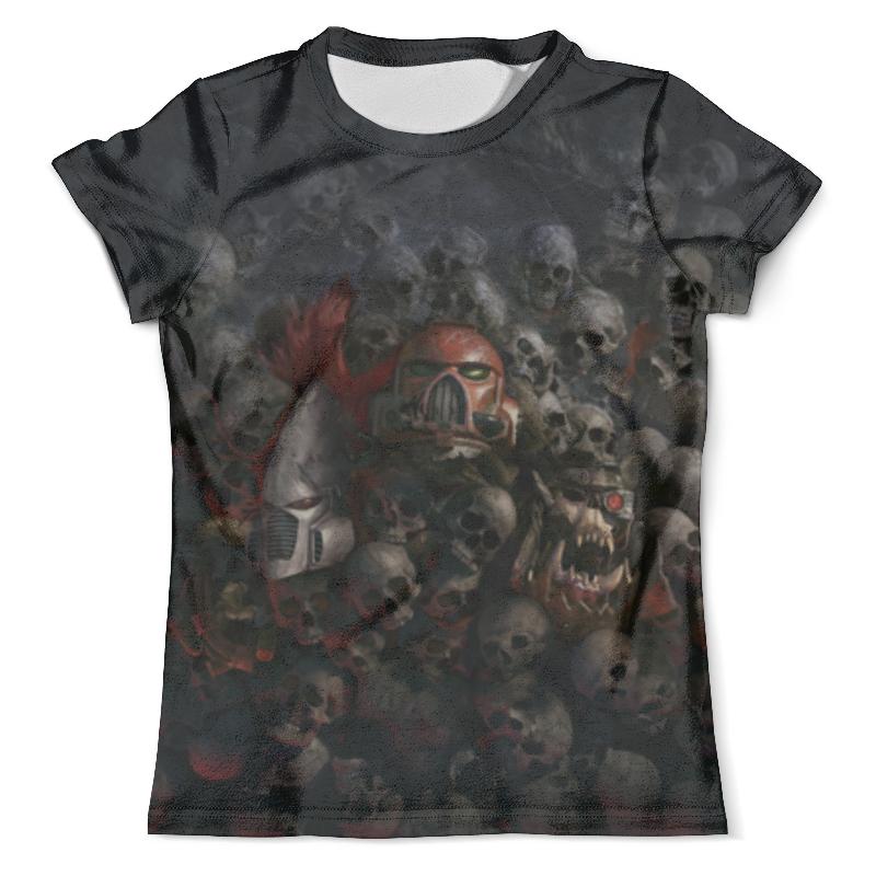 Футболка с полной запечаткой (мужская) Printio Dawn of war футболка с полной запечаткой мужская printio dawn of war