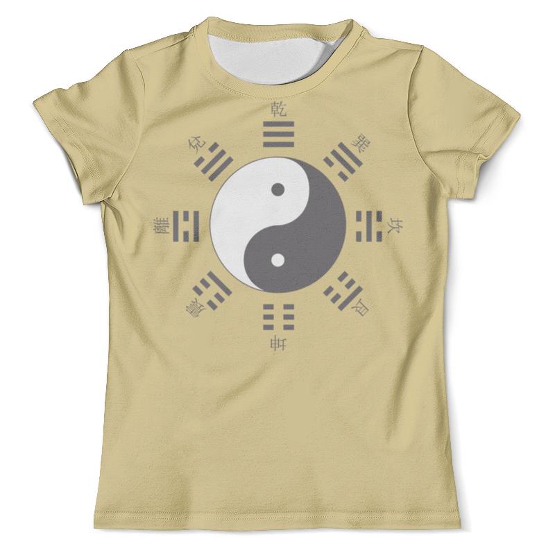 Футболка с полной запечаткой (мужская) Printio Космогенез в китайской философии футболка с полной запечаткой мужская printio инь ян