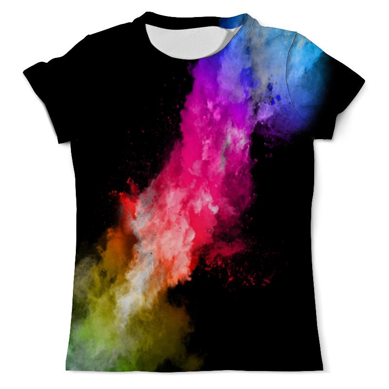 Printio Краски футболка с полной запечаткой мужская printio глянцевые краски