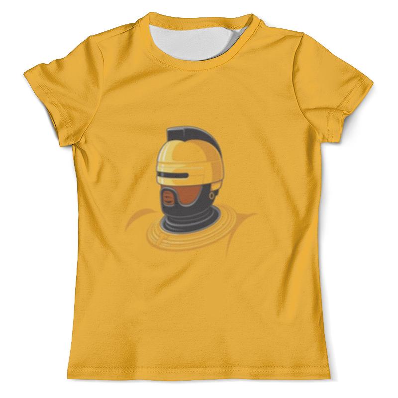 Футболка с полной запечаткой (мужская) Printio Робокоп футболка с полной запечаткой мужская printio девушка киборг