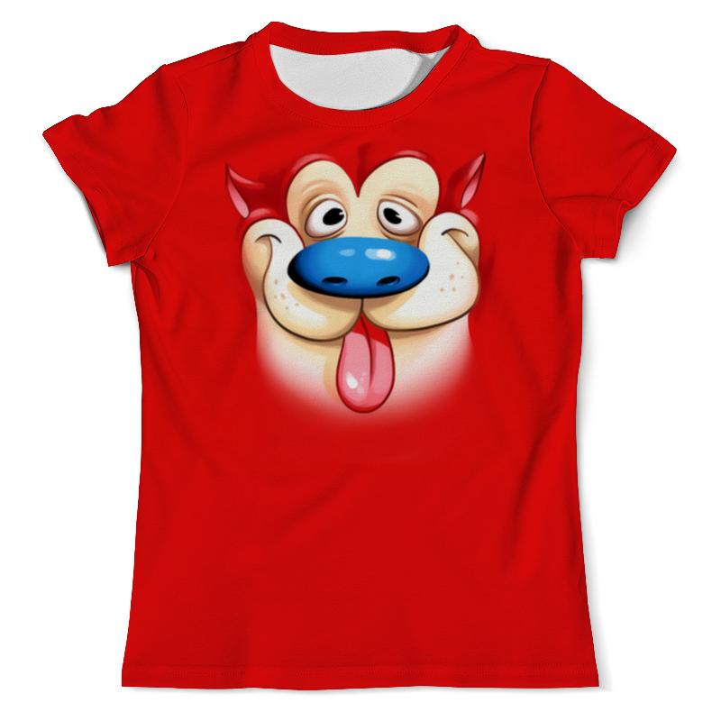 Printio Собачка (1) футболка с полной запечаткой мужская printio собачка 1