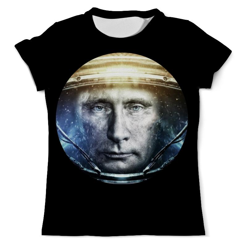 Футболка с полной запечаткой (мужская) Printio Путин футболка с полной запечаткой мужская printio путин в в