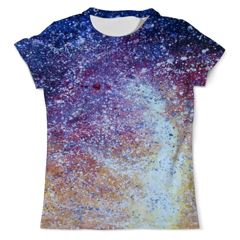 Printio Пояс ориона футболка с полной запечаткой мужская printio космическая пыль
