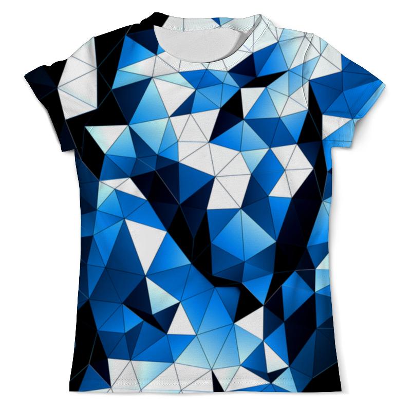 Футболка с полной запечаткой (мужская) Printio Стекла цветные футболка с полной запечаткой мужская printio цветные текстуры