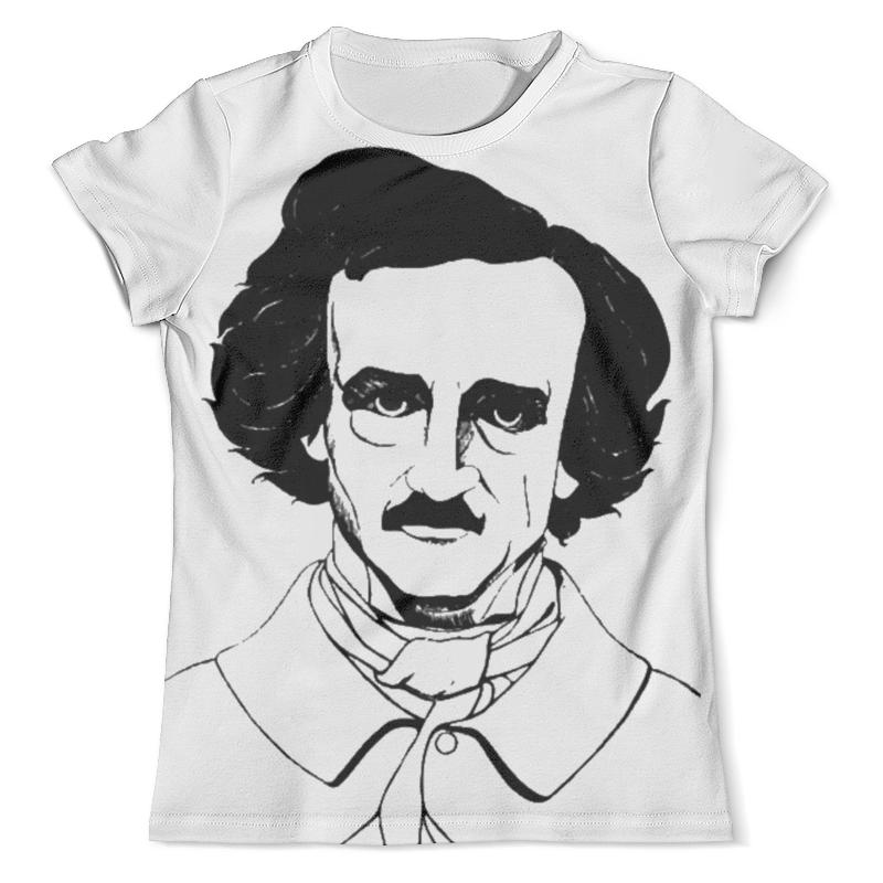 Футболка с полной запечаткой (мужская) Printio Эдгар по футболка с полной запечаткой мужская printio и по
